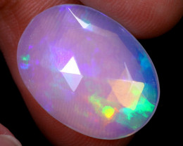 Rose Cut 5.21cts Natural Ethiopian Welo Opal / NY1748
