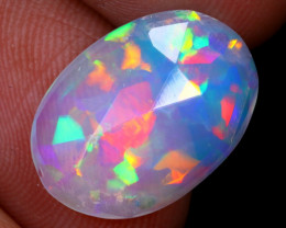 Rose Cut 2.64cts Natural Ethiopian Welo Opal / NY1772