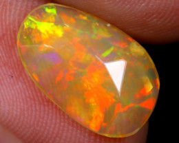 Rose Cut 1.40cts Natural Ethiopian Welo Opal / NY1773