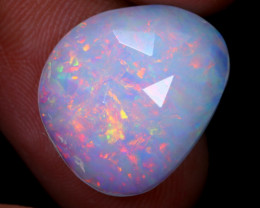 Rose Cut 5.20cts Natural Ethiopian Welo Opal / NY1784