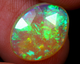 Rose Cut 1.86cts Natural Ethiopian Welo Opal / NY1788