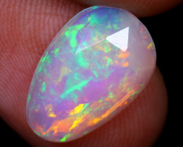 Rose Cut 1.87cts Natural Ethiopian Welo Opal / NY1795