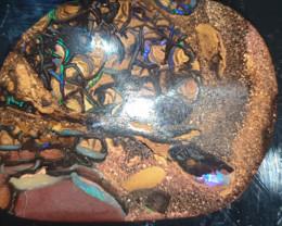 Boulder opal Koroit