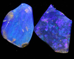 4.50cts Lightning Ridge Crystal Opal Rub Parcel DT-A4688