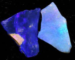 4.45cts Lightning Ridge Crystal Opal Rub Parcel DT-A4690