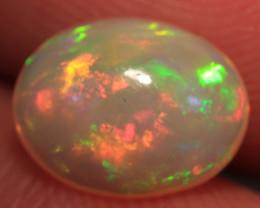 1.11CT 9X7MM Broadflash Pattern!! AAA Welo Ethiopian Opal-ID961