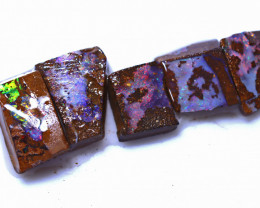 22.98 CTS BOULDER OPAL RUB PARCEL ANO-1619