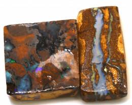 68.90cts boulder opal rub parcel ado-8097-adopals