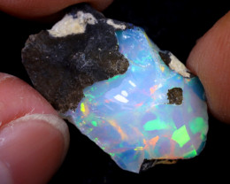 9cts Natural Ethiopian Welo Rough Opal / WR7038