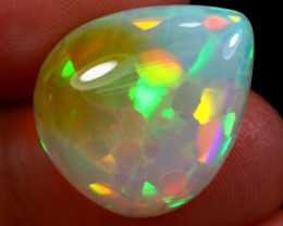 9.63cts Natural Ethiopian Welo Opal / BF6371