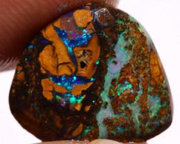 Koroit Boulder Opal Pre Shaped Rub DO-1565 - downunderopals