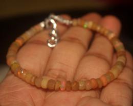 18 Crts Natural Ethiopian Welo Opal Bracelet 241