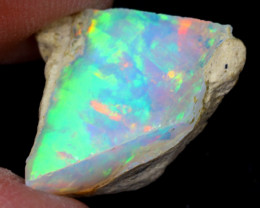 7cts Natural Ethiopian Welo Rough Opal / WR7064