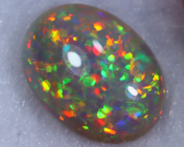 5.72cts Natural Unheated HONEYCOMB Ethiopian GREY Welo Opal