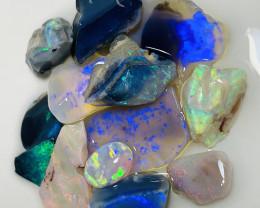 Special Deal- Gems, Rough, Rubs, Stunning Material (see below)#851
