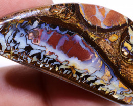 Koroit Boulder Opal Stone AOH-283 - australianopalhunter