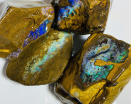 1600 CTs Big Suze Rough Boulder Opals- See video plz#880