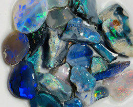 Lots of Colours- Rough & Rub Opals to Cut and Polish#884