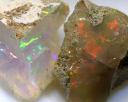 22.30cts Ethopian Welo Opal Rough Parcel ADO-8124