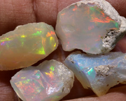 19.60cts Ethopian Welo Opal Rough Parcel ADO-8127