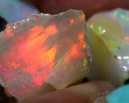 17.65cts Ethopian Welo Opal Rough Parcel ADO-8129