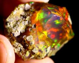 45cts Ethiopian Crystal Rough Specimen Rough / CR3668