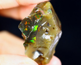 89cts Ethiopian Crystal Rough Specimen Rough / CR3688
