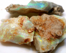32cts lightning ridge opal virgin rough parcel dt-a4703