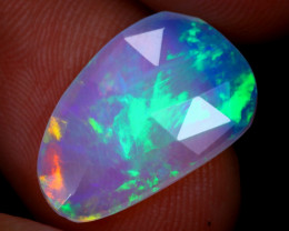 Rose Cut 1.92cts Natural Ethiopian Welo Opal / NY1822
