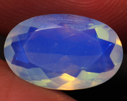 1.44 CT Rare Quality AAA Welo Ethiopian Faceted Opal-CF402