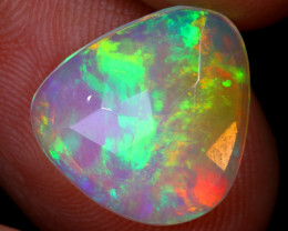 Rose Cut 2.24cts Natural Ethiopian Welo Opal / NY1882