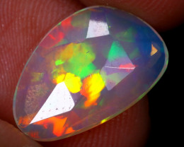 Rose Cut 1.99cts Natural Ethiopian Welo Opal / NY1893