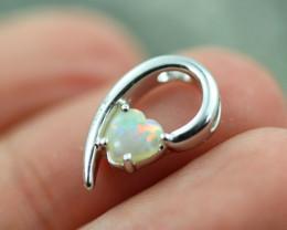 Cute Stylish Crystal Opal Pendant  CCC 2984