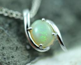 Cute Stylish Crystal Opal Pendant  CCC 2992