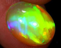 3.23cts Natural Ethiopian Welo Opal / NY1944