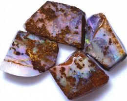 27.84 Carats Boulder Opal Rough Parcel ANO-1655