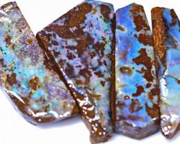 140.38 Carats Boulder Opal Rough Parcel ANO-1660