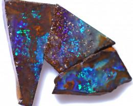 29.59 Carats Boulder Opal Rough Parcel ANO-1671