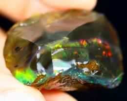 80cts Ethiopian Crystal Rough Specimen Rough / CR3733