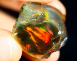 58cts Ethiopian Crystal Rough Specimen Rough / CR3739