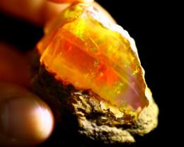 144cts Ethiopian Crystal Rough Specimen Rough / CR3753