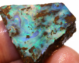 45.10 CTS BOULDER ROUGH OPAL    DT-459