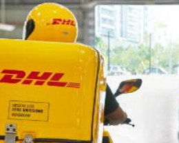 Upgrade to DHL shipping for rokko