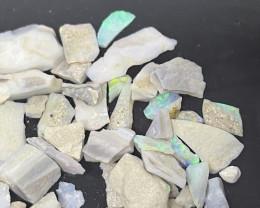 92 Ct Mintabie Opal Parcel