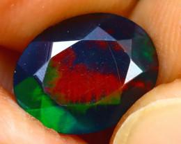 Welo Opal 1.14Ct Natural Ethiopian Smoked Welo Opal H1101/A28
