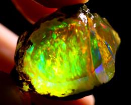 109cts Ethiopian Crystal Rough Specimen Rough / CR3783