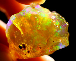 76cts Ethiopian Crystal Rough Specimen Rough / CR3796