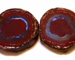 470 cts Yowah Opal Sliced Rough DO-1604
