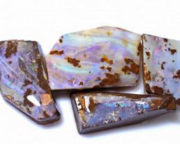 70.78 Carats Boulder Opal Rough Parcel ANO-1669