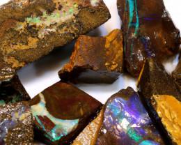 500cts Boulder Opal Rough Parcel ADO-8311